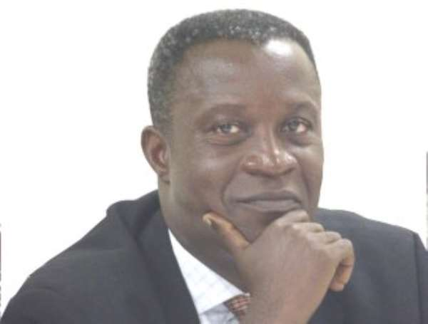 Let us endeavour to change image of CEPS - Baah-Wiredu